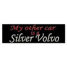 Edward Volvo Twilight Bumper Bumper Sticker
