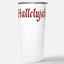 Hallelujah Travel Mug