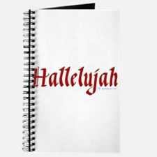 Hallelujah Journal