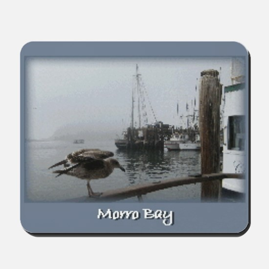 Morro Bay CA Mousepad