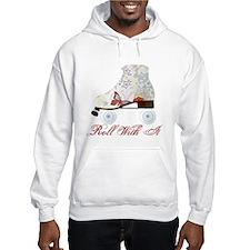 Roller Skater Hoodie