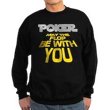 Funny Poker Sweatshirt