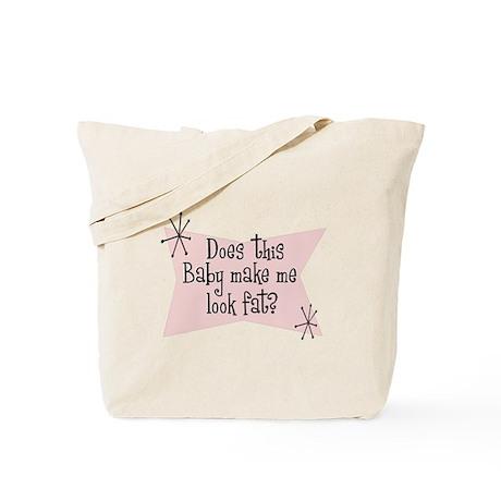 Baby Fat 3 Tote Bag