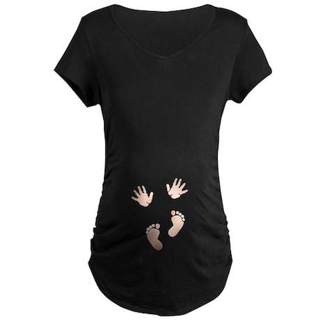 Maternity - Most Popular Maternity Dark T-Shirt
