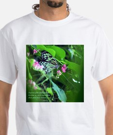 Zen Paper Wing Butterfly Shirt