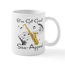 I've Got Great Sax-Appeal Mug