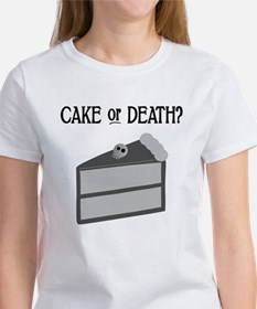 Cake or Death Tee
