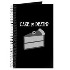 Cake or Death Journal