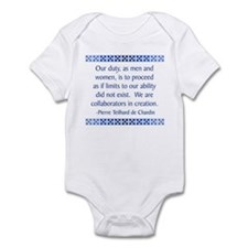 De Chardin Infant Bodysuit