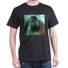 Orangutan Wisdom T-Shirt