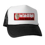 Feel Safe Trucker Hat