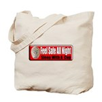 Feel Safe Tote Bag