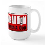 Feel Safe Large Mug