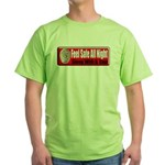 Feel Safe Green T-Shirt