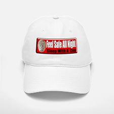 Feel Safe Baseball Baseball Cap