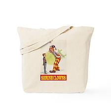 Shrine Clowns Tote Bag