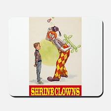 Shrine Clowns Mousepad