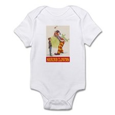 Shrine Clowns Infant Bodysuit