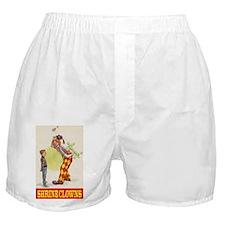 Shrine Clowns Boxer Shorts