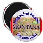 Montana-3 Magnet