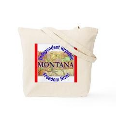Montana-3 Tote Bag