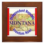 Montana-3 Framed Tile