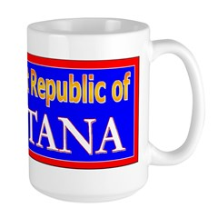 Montana-2 Large Mug