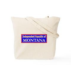 Montana-2 Tote Bag
