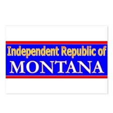 Montana-2 Postcards (Package of 8)
