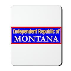 Montana-2 Mousepad