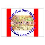 Montana-1 Large Poster