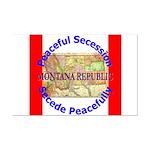 Montana-1 Mini Poster Print