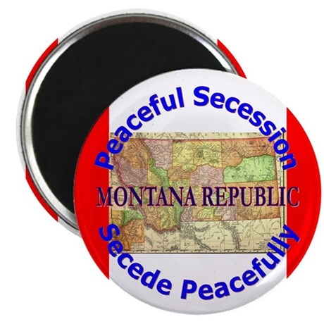 "Montana-1 2.25"" Magnet (10 pack)"