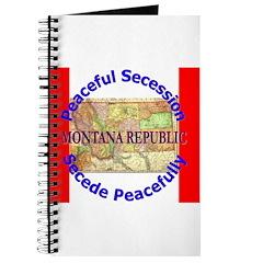 Montana-1 Journal