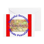 Montana-1 Greeting Cards (Pk of 20)