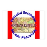 Montana-1 Postcards (Package of 8)