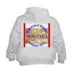 Montana-3 Kids Hoodie