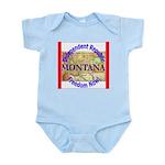 Montana-3 Infant Bodysuit