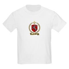 LETRANGE Family Crest Kids T-Shirt