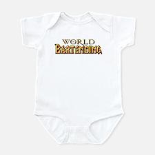 World of Bartending Infant Bodysuit