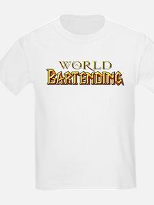 World of Bartending T-Shirt