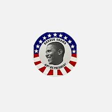 Obama 44th President Mini Button