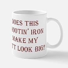 Shootin Iron Mug