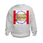 Montana-1 Kids Sweatshirt