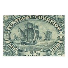 Vasco de Gama Postcards (Package of 8)