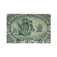 Vasco de Gama Rectangle Magnet