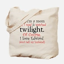 Twilight Moms 4 Tote Bag