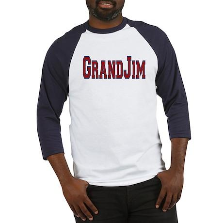 Grandfather Jim Baseball Jersey