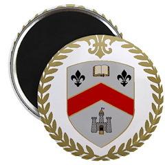 LEVANIER Family Crest Magnet