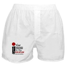 I Wear Grey For My Son-In-Law 9 Boxer Shorts